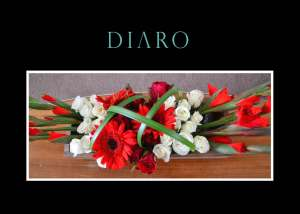 Monday Flower arrangement by DIARO