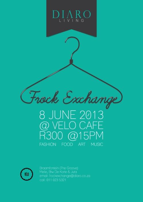 DIARO Frock Exchange