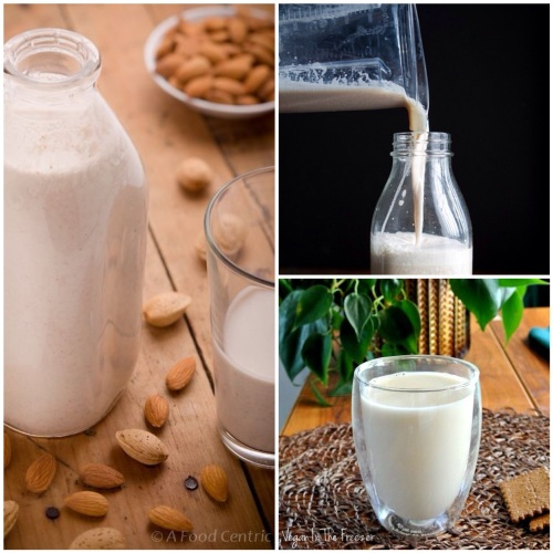 blog pic almond milk